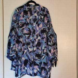 3 for $25 - Catherine's blouse, size 5XL